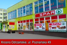 SPAR's stores in Poland / Polish stores photo gallery