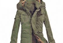 Mens warm winter jackets