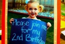 Birthday Ideas / by Karen Johnson