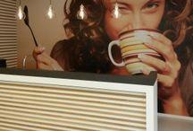 Wanddecoratie / Naadloos behang