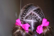 Peinados niñas / Ideas de peinados para toda ocasión...