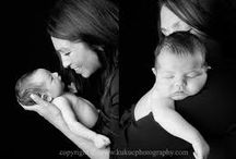 Newborn Pictures Inspiration / by Tatum Dyke