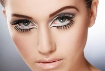 1960's/70's inspired make up