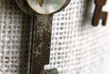 keys / by Nena Derbedrossian