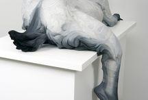 Skulpturen, Kunst oder was sich für solche hällt