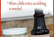 Essential oils-cleaning