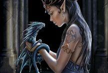 My fairies / Magical