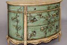 hand painted furniture / by Pam Camp