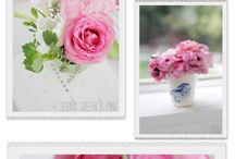 Floral inspirations / by Katrina Moffett