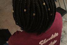 Amodas de cabelo