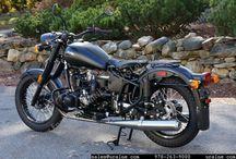 Ural Custom / Russian Legend Motorcycles