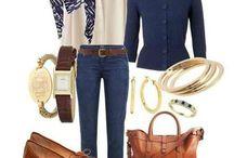 Apparel Inspiration / Clothes