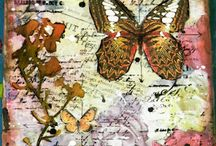 Art / Canvas / Mixed Media Ideas / by Jean Franks Beck
