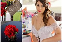 Colourful Mexican Wedding Inspiration