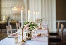 Wedding Tablescape Inspiration / Gorgeous wedding tablescape inspiration | Eva Tarnok Photography | London wedding photographer | Natural Wedding Photography | Beautiful wedding photographer | Intimate wedding photographer