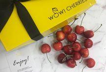 WOW! CHERRIES Strawberry Cherries 草莓櫻桃 / Strawberry Cherries 草莓櫻桃