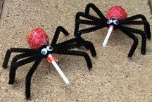 Halloween ideas / by Holley Lee