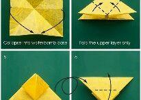 origami / kirigami / papiers découpés