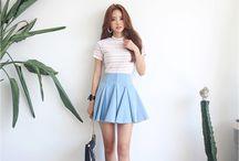 Korean Girl Style