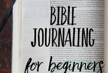 {Bible Journaling} I ♡ Jesus