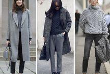 Grey / Fashion, interiors, architecture, art and Lifestyle