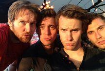 Les Miserables <3 and boys / Vive la France!