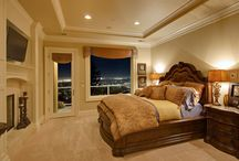 Bedrooms / by Amy Schultz