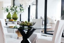 Living/Dining Areas / by Courtney Martin