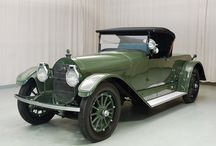 Motor Vehicles 1900-1920