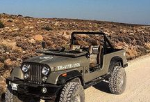 Jeeps & offroad / Jeep&offroad vehicles and feeling