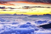 Somewhere over the rainbow / Cloud