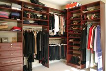 Love the Place You Live / We think houses should be havens, and closets should never be chaos!
