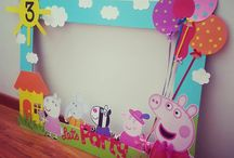 peppa pig compleanno