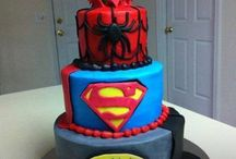 Cakes & sweets! :) / by Lori mollett