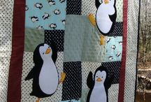 Baby quilt projeccts