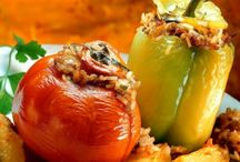 Greek Recipes / Gourmed recipes that have a Greek legacy!