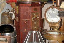 Antiek - Nautische instrumenten