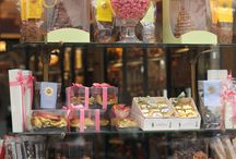CHOCOLATIER !! / Amazing shops, filled with the most incredible treats. / by ⊰✤⊱Joni Napiontek⊰✤⊱