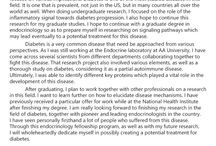 Endocrinology Fellowship Personal Statement / Are you feeling nervous, when you are going to write your Endocrinology Fellowship Personal Statement? Check our sample on http://www.fellowshippersonalstatement.com/medical-fellowship-personal-statement-services/endocrinology-fellowship-personal-statement/