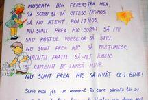 mesajul zilei pentru clasa pregatitoare