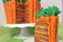 pastel zanahoria