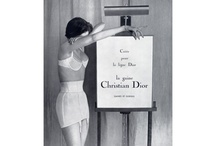 Christian Dior / Love of Dior New Look and Essay research  / by Katie Cartwright