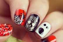 Inspired Nail Art- Halloween / Inspirational Nail Art this Halloween to spook up your costume, or find haunting looks to scare any Halloween go'ers. / by ItsSoEasyNails