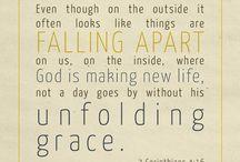 Our faith as a couple / Quotes