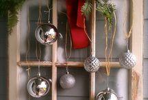 Weihnachten - Outdoor