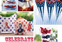 July 4th / by Karen Gamble (CiCi & Ryann Girls Clothing)