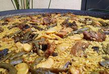 Arròs / L'arròs al mediterràni