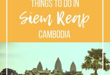 Cambodia Travel Ideas