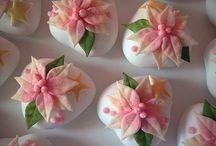 confetti decorati,minicake,etc