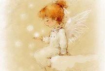 Феи, ангелочки